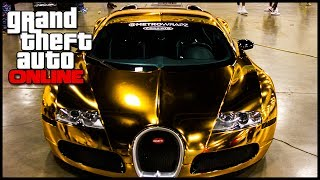 getlinkyoutube.com-GTA 5 Online - Brand NEW PURE GOLD Paint Job Added To GTA 5 Online ( The Hipster Update )