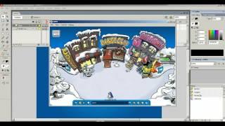 getlinkyoutube.com-How to make a Club Penguin Private Server