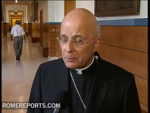Cardinal George  'Some of Obama�s policies are simply wrong'