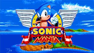 Sonic Mania - Announcement Trailer