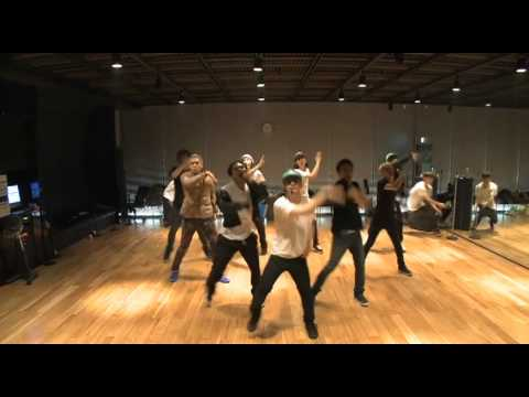 Bigbang - &quot;TONIGHT&quot; Performance Practice -Ky0aN5VpZ94