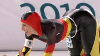 getlinkyoutube.com-Anni Friesinger - Speed Skater with Dangerous Curves