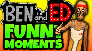 getlinkyoutube.com-ZOMBIE OLYMPICS! - Ben and Ed: Funny Moments