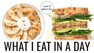 19. WHAT I EAT IN A DAY | 5 minute meals