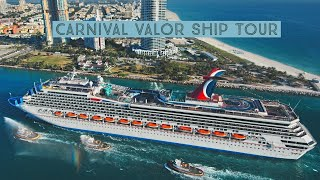 getlinkyoutube.com-Carnival Valor Cruise Ship Tour July 29-August 6 2016