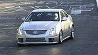 09 CTS-V Nürburgring Record Run 7:59.32