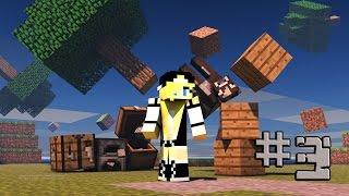 getlinkyoutube.com-Reah Survival - Mi bonita y asimétrica casa - Minecraft Ep 03