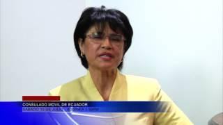 El Consulado de Ecuador tendrá una jornada móvil en Kansas City