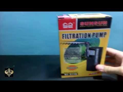 filtros para acuarios y ó peceras
