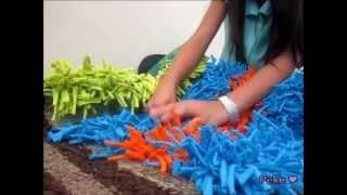 getlinkyoutube.com-Como hacer un tapete