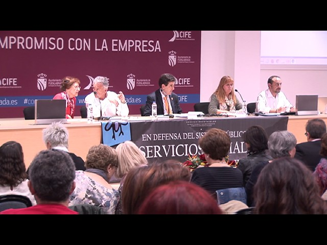 SOCIEDAD Y SERVICIOS SOCIALES EN 2016