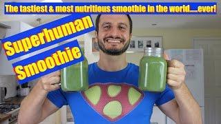 getlinkyoutube.com-Super Green Smoothie - Hari Kalymnios   The Thought Gym