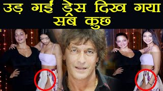 Alanna Panday, Chunky Pandey's niece suffers OOPS MOMENT; Watch Video | Boldsky