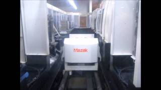 getlinkyoutube.com-Mazak PFH4800 Palletech Video
