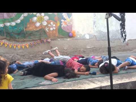 مسرحية اطفال بلا حدود- Harmanli Bulgaria