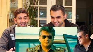 "getlinkyoutube.com-Mankatha Trailer Reaction   Ajith ""Thala"" Kumar"