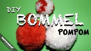 getlinkyoutube.com-Bommel / Pompon / Bobble / DIY / PomPom