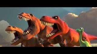 getlinkyoutube.com-O Bom Dinossauro - 07 de Janeiro nos Cinemas - Spot Rugido 30'