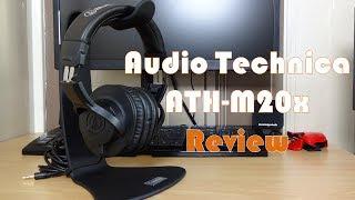getlinkyoutube.com-Audio Technica ATH-M20x review