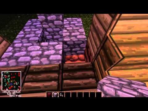 Minecraft Tutorial - Como criar uma Lareira / Chaminé !