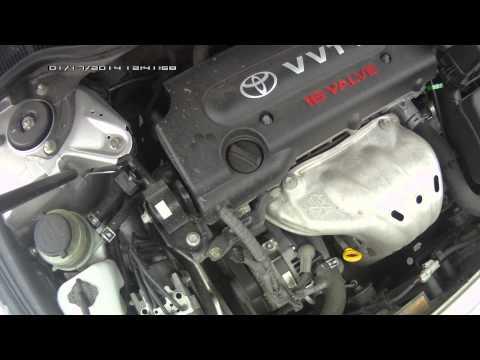 Двигатель 2AZ-FE 2.4 л и его работа на прогретую - Toyota Camry 2010