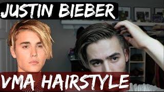 getlinkyoutube.com-Justin Bieber Hairstyle 2015   Justin Bieber VMA's