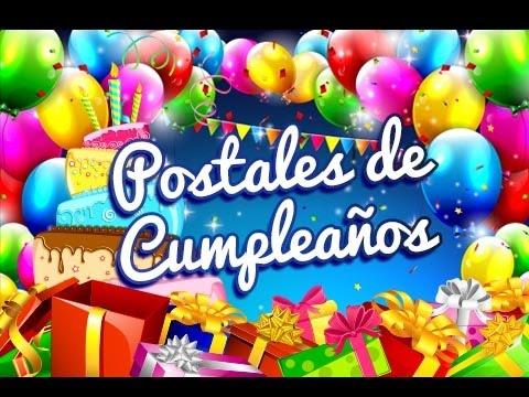 Postales de Cumpleaños Gratis | Etiquetate.net