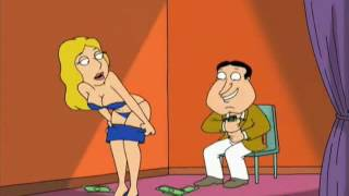 getlinkyoutube.com-Family Guy - Chris and Quagmire at the nudy bar