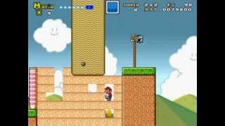 getlinkyoutube.com-New Super Fusion Bros. - V0.1b preview + V0.0.0.5b download (DEMO)