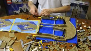getlinkyoutube.com-LEGO 10234 Sydney Opera House Time-Lapse Build