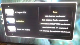 getlinkyoutube.com-[Tuto] Comment Réinitialiser Géant 2500 HD et autres (Mettre a zero)