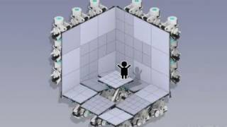 getlinkyoutube.com-Portal 2: Official Panels Trailer