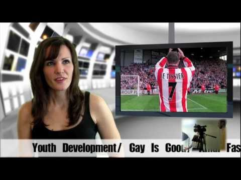 Hot Scores 22 Development Football, Matt Le Tissier and Gay Football