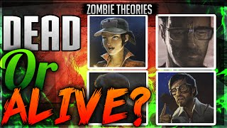 Zombie Theories: Did Marlton, Misty, Russman & Samuel Die? | Fate Of The Black Ops 2 Zombie Crew