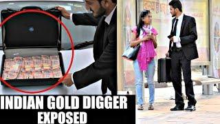getlinkyoutube.com-Indian Gold Digger Prank -Part 2 | AVRprankTV