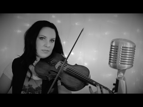 Fifty Shades of Grey Trailer (violin cover) | Crazy In Love | Alison Sparrow