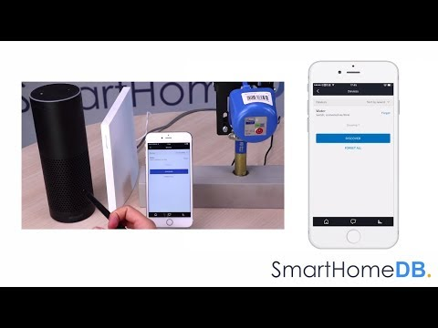 HOW-TO: Pair and Connect your Amazon Echo with an EcoNet Valve Controller via a Wink Hub 2