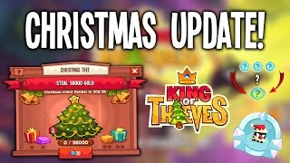 getlinkyoutube.com-CHRISTMAS UPDATE + COMPLETING CHRISTMAS GOALS | King of Thieves