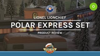 getlinkyoutube.com-O Gauge Lionel Polar Express 10th Anniversary Set
