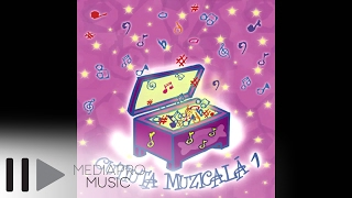 getlinkyoutube.com-Cutiuta Muzicala 1 - Dan Bittman - Mos Craciun cu plete dalbe