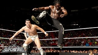 R-Truth vs. Alberto Del Rio: WWE Superstars