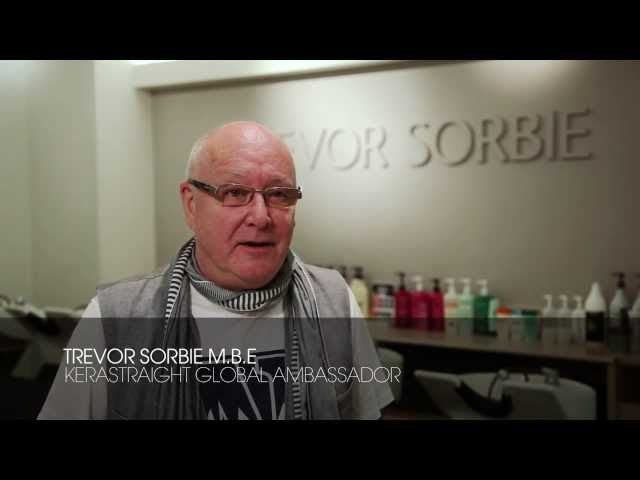 Trevor Sorbie - KeraStraight Global Ambassador