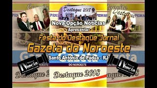N.O. Notícias-32ª Festa Gazeta Noroeste.2018