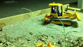 getlinkyoutube.com-Bruder dozer d5g rc