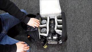 getlinkyoutube.com-Lowepro Camera Bag Review: Slingshot 302 AW