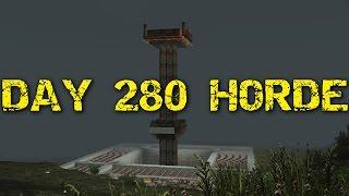 getlinkyoutube.com-7 DAYS TO DIE PS4  let's play #63 day 280 Horde night!