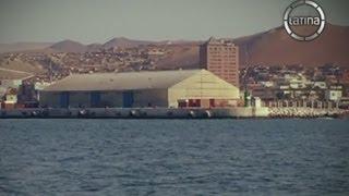 getlinkyoutube.com-Puerto perdido: Instalaciones peruana en Arica no sirve para nada