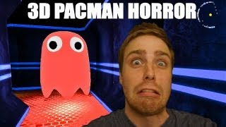 getlinkyoutube.com-3D PACMAN HORROR