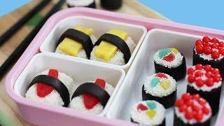 getlinkyoutube.com-Candy Sushi OREOS? No Bake Sweet Sushi Cookie Pops Recipe   My Cupcake Addiction