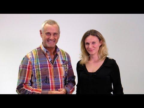 Antonella Fayer y Jorge Salinas presentan el libro 'La empresa camaleón'